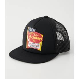 KIDS 0528 DINER CAP BLK