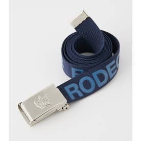 Rgoods color belt (ネイビー)