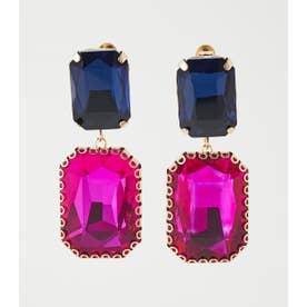 Jewelryイヤリング 柄BLU5