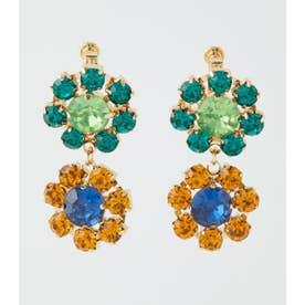 Flower jewelイヤリング 柄TQ5