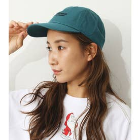 LOGO LOW CAP (グリーン)