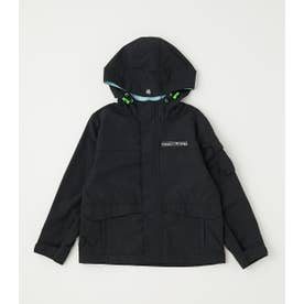 KIDS WIDE MOUNTAIN PARKA BLK