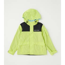 KIDS WIDE MOUNTAIN PARKA YEL