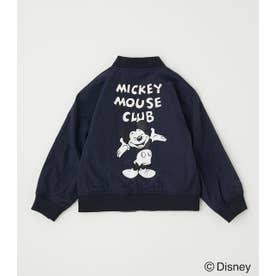 キッズ(MICKEY)ブルゾン NVY
