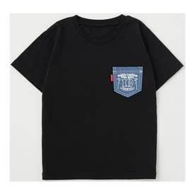 キッズ10th vintage Tシャツ BLK