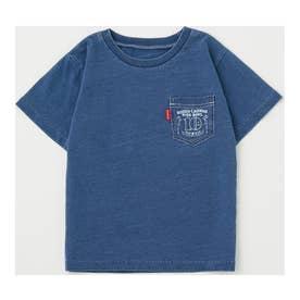 キッズ10th vintage Tシャツ BLU