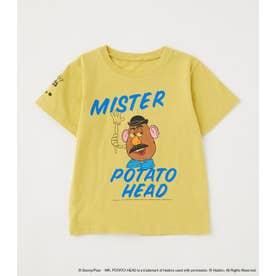 (TS)キッズ 4 COLORS Tシャツ YEL