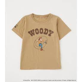 (TS)キッズ 4 COLORS Tシャツ BEG