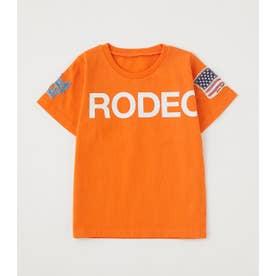 キッズSLEEVE PATCH Tシャツ ORG