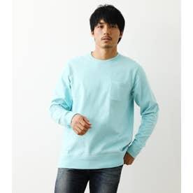 裾リブL/S Tシャツ MINT