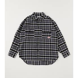 MENS RODEO'S DOCTOR SHIRT 柄BLK5