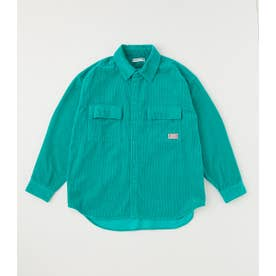MENS RODEO'S DOCTOR SHIRT L/GRN1