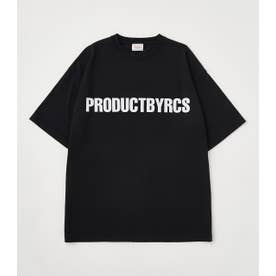 3D MOUNTAIN Tシャツ BLK