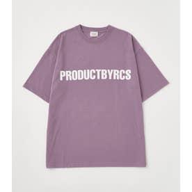 3D MOUNTAIN Tシャツ L/PUR1