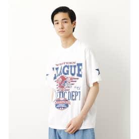 WESTERN LEAGUE Tシャツ WHT