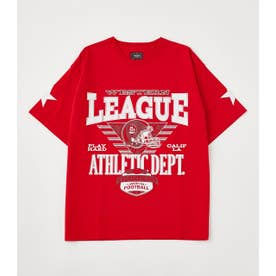 WESTERN LEAGUE Tシャツ RED