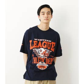 WESTERN LEAGUE Tシャツ NVY