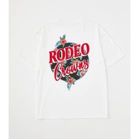 paradise メンズ Tシャツ WHT