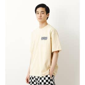 FLOCKY LETTERD Tシャツ L/YEL1