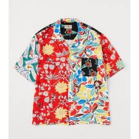 メンズアロハシャツ'21 マルチ(混色)