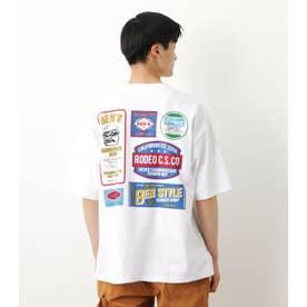 BURGER Tシャツ WHT