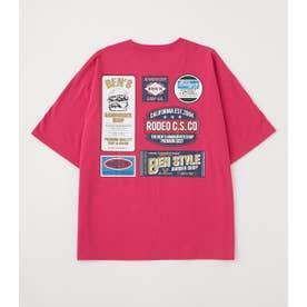BURGER Tシャツ PNK
