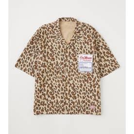 メンズDOCTOR S/Sシャツ 柄BEG5
