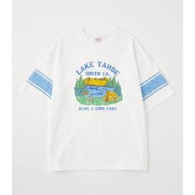 CAMP Tシャツ WHT