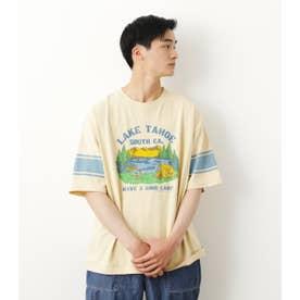 CAMP Tシャツ L/YEL1