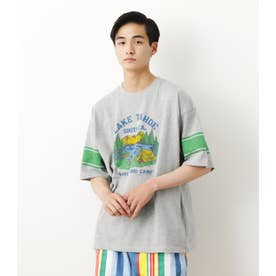 CAMP Tシャツ T.GRY