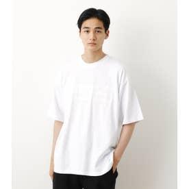 USロゴTシャツ WHT