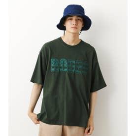 USロゴTシャツ GRN
