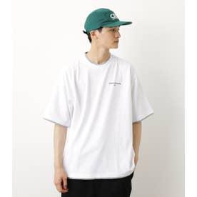 フェイクレイヤードTシャツ WHT