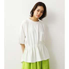 スピンドルビッグTシャツ (オフホワイト)
