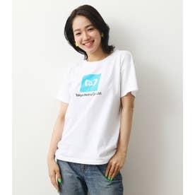 Tokyo Metro Trip Tシャツ (ホワイト)