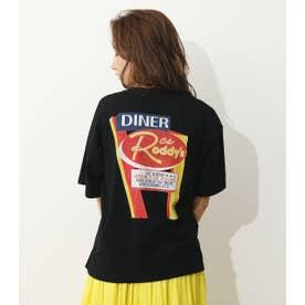 0528 DINER Tシャツ (ブラック)