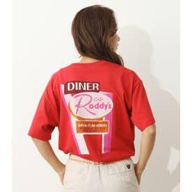0528 DINER Tシャツ (レッド)