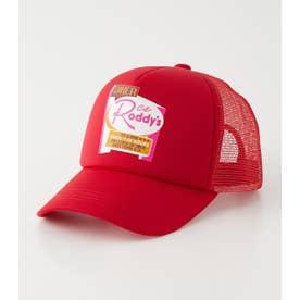 0528 DINER CAP RED