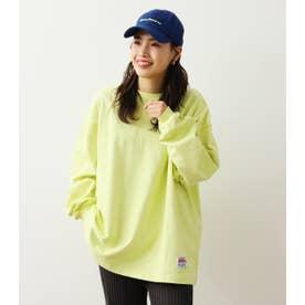 SHARE L/S Tシャツ L/YEL1