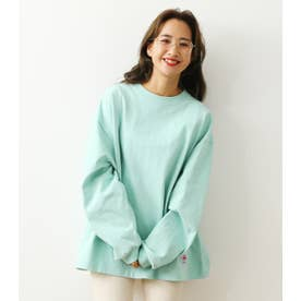 SHARE L/S Tシャツ MINT