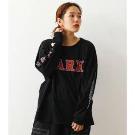 PARK L/S Tシャツ BLK