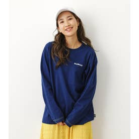 WEEKEND L/S Tシャツ NVY