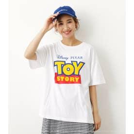 (TS) LOGO Tシャツ WHT