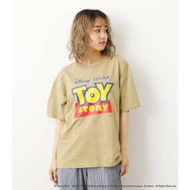 (TS) LOGO Tシャツ BEG