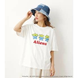 (TS) 4 COLORS Tシャツ WHT