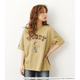 (TS) 4 COLORS Tシャツ BEG