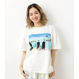 Ryu Ambe×RCSフォトTシャツ 柄PNK5