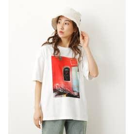 Ryu Ambe×RCSフォトTシャツ 柄BLU5