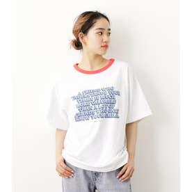 メッセージリンガーTシャツ WHT
