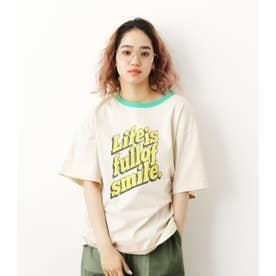 メッセージリンガーTシャツ IVOY3